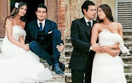 Barbara Chiappini e Carlo Marini Agostino, le nozze segrete a Siena