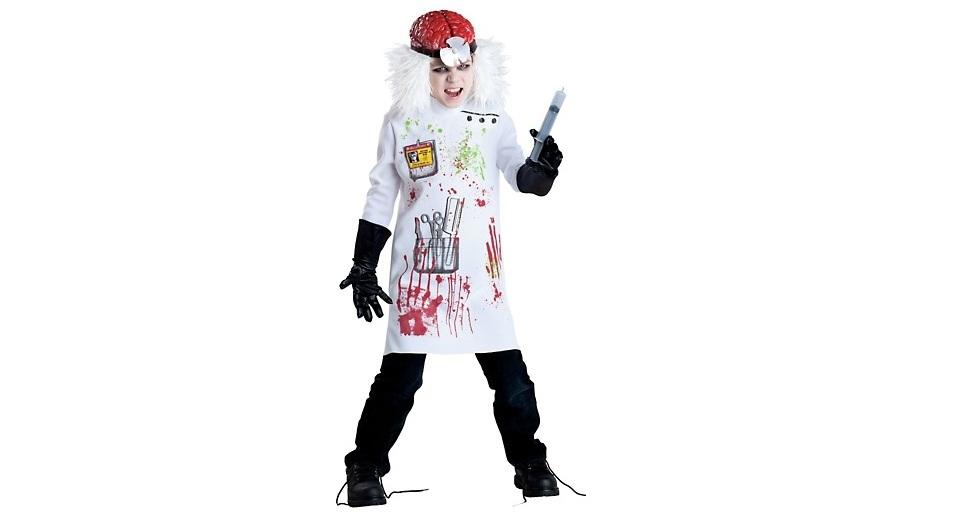 costume halloween fai da te bambino