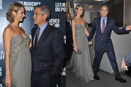 George Clooney, dopo Ely, è già il turno di Stacy