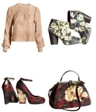 Le foto della linea Conscious Collection di H&M per l'autunno inverno 2011 2012