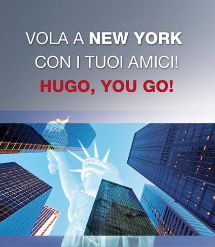Come vincere un viaggio a New York con i profumi Hugo Boss
