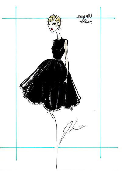 Jason Wu lancia una linea di moda low cost per Target che arriverà nel febbraio 2012!
