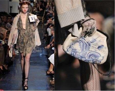 Jean Paul Gaultier e la collezione P/E 2012 alla Paris Fashion Week