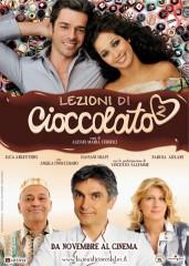 la locandina di lezioni di cioccolato 2
