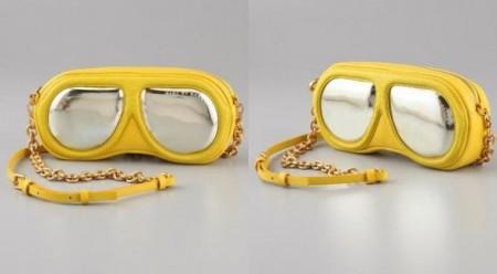 La borsa-maschera da sub di Marc Jacobs: bellissima e davvero originale!