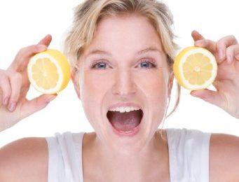 Maschera per il viso al limone, facile ed efficace