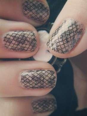 I trend della nail art per l'autunno inverno 2011 2012
