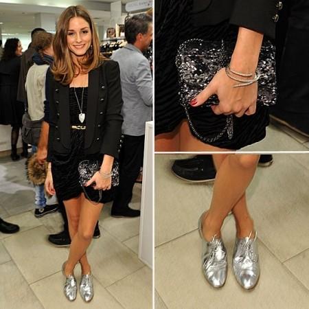 Olivia Palermo in Giambattista Valli per Macy's, perfetta come sempre!