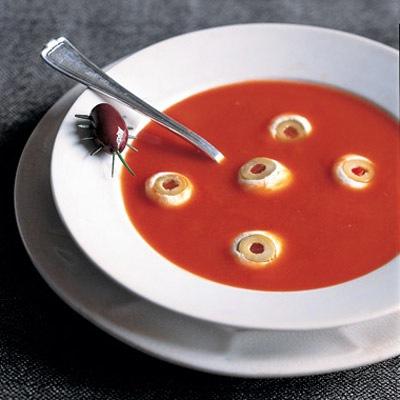Zuppa di sangue per Halloween