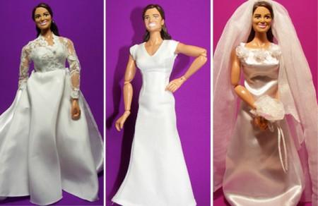 Kate e Pippa Middleton diventano delle Barbie, un ottimo regalo di Natale non credete?