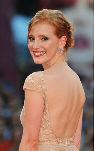 Jessica Chastain sarà la principessa Diana nel film Caught in Flight