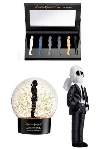 Karl Lagerfeld For Sephora, nuova capsule collection esclusiva e divertente