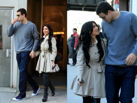 Divorzio lampo per Kim Kardashian e Kris Humphries dopo 72 giorni di matrimonio