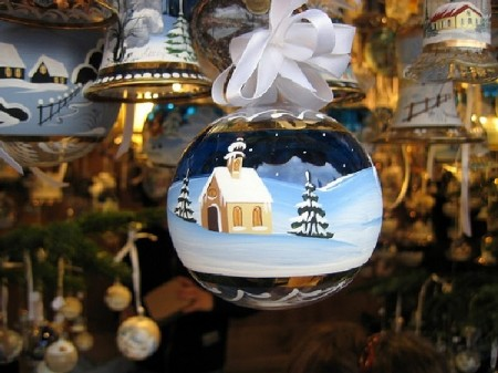 Al via in Trentino i mercatini di Natale 2011, vediamo tutte le novità