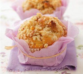 Muffin con mele e uvetta, facilissimi e golosi