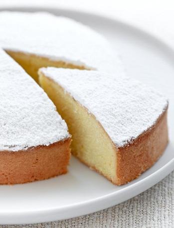 La ricetta originale della torta Margherita