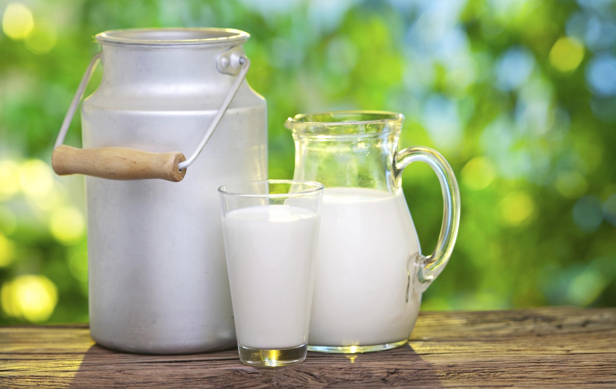 usare il latte