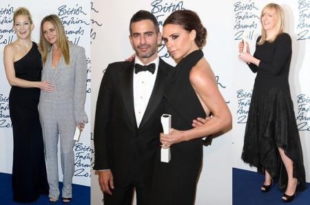 Assegnati gli Oscar della moda ai British Fashion Awards 2011