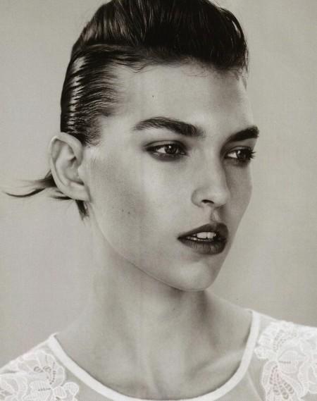 La modella dell'anno secondo Vogue è Arizona Muse