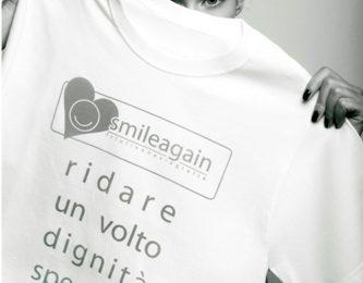 Smileagain contro la violenza sulle donne: sostiene il progetto anche Bianca Balti