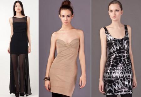 Per il Capodanno 2012 sfoggia un look elegante ma… low cost
