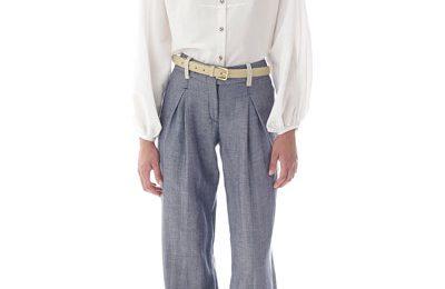 Pelle perfetta con i jeans al latte, li ha creati un brand italiano