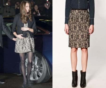 Kate Middleton punta di nuovo sul look low cost, il suo abito Zara costa solo 81€