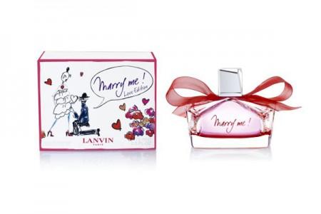 Profumi Natale 2011: Marry me! Love edition di Lanvin