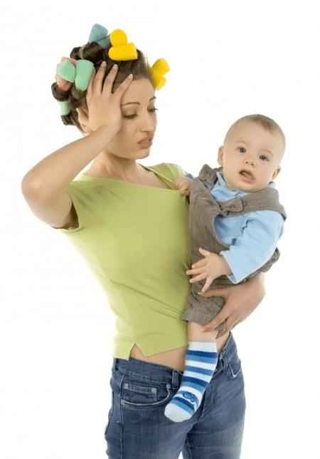 Mamme e basta, dopo la gravidanza molte donne non si sentono più attraenti