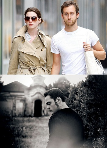 Tiziano Ferro si fidanza e Anne Hathaway si sposa… Love is in the air