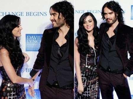 Russell Brand vuole il divorzio da Katy Perry, fine d'anno amaro per la cantante
