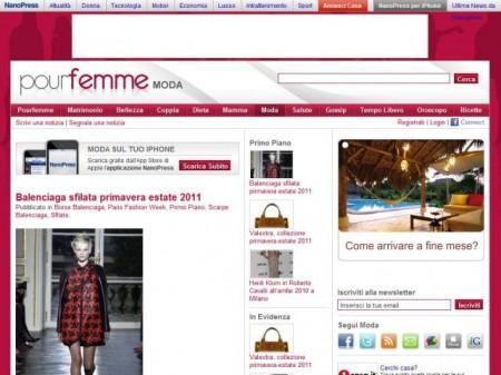 20000 fan per Pour Femme su Facebook, grazie a tutte voi!