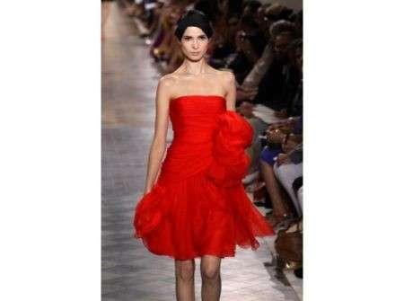 L'abito per Capodanno 2011? Ovviamente in rosso…
