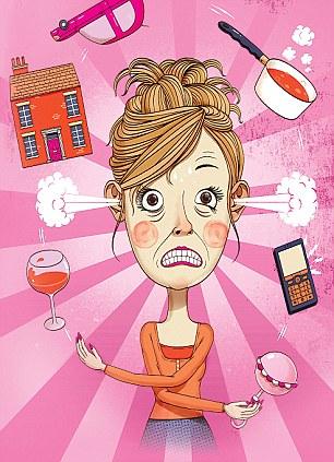 Il matrimonio è a rischio se il capo vi stressa troppo