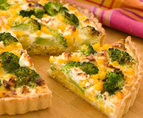 torta salata con broccoli e salsiccia consigli