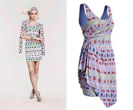 Versace per H&M torna per la primavera estate 2012: le foto della collezione