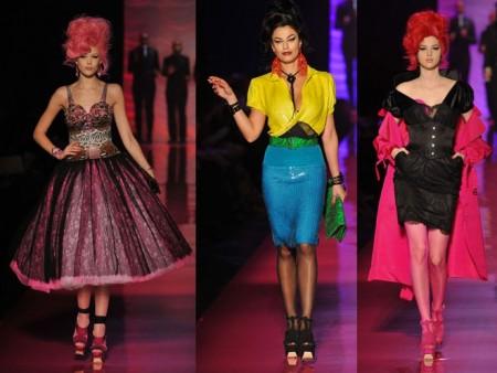 Il padre di Amy Winehouse non ha apprezzato la sfilata di Jean Paul Gaultier dedicata a sua figlia