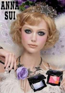 Anna Sui ci presenta la Rose Fairy Make Up Collection per la P/E 2012