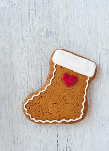 Ricette della Befana: biscotti a forma di calze