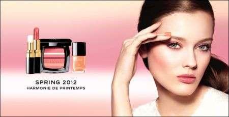 "Chanel make up Primavera 2012: la linea ""Harmonie de Printemps Collection"""