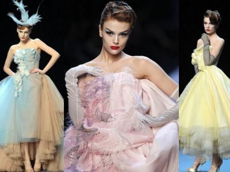 Il calendario definitivo delle sfilate Haute Couture 2012 di Parigi