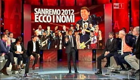 Festival di Sanremo 2012: ecco tutti i concorrenti, le canzoni e i vip internazionali