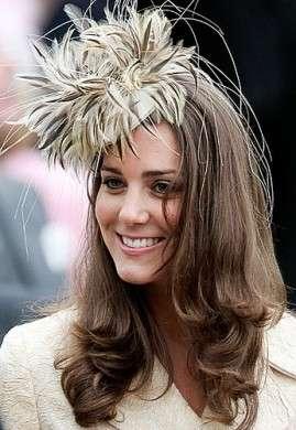 Kate Middleton incoronata regina dei cappelli: ha vinto il premio della Headwear Association