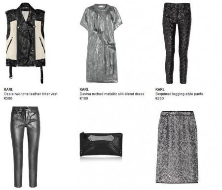 Karl Lagerfeld lancia la sua linea low cost, da oggi in vendita online