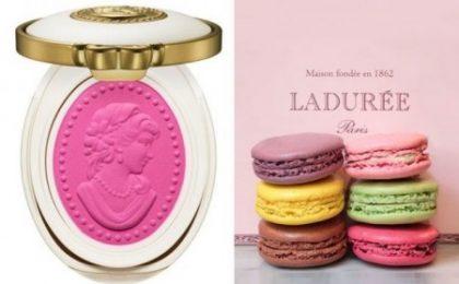 Ladurée lancia la sua prima golosa collezione make up