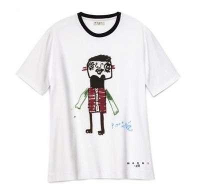 Marni per H&M: la t-shirt benefica per aiutare il Giappone