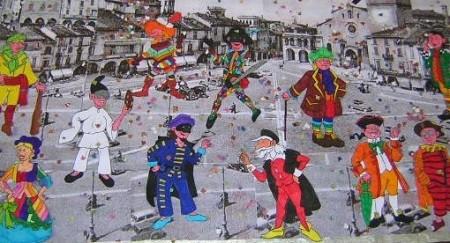 La storia delle Maschere di Carnevale: Gianduia, Meneghino e Pantalone