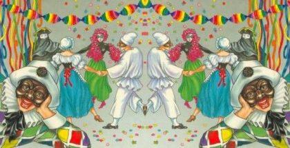 La storia delle Maschere di Carnevale: Arlecchino, Balanzone, Brighella e Colombina