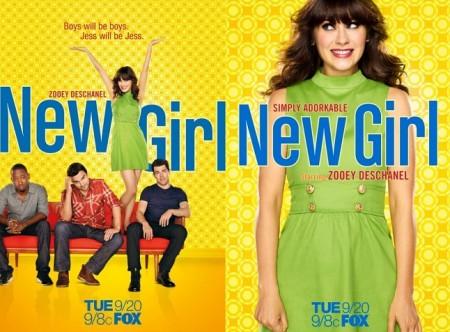 """La """"New Girl"""" imbranata, nerd e irresistibile di Zooey Deschanel"""