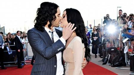 Divorzio milionario per Katy Perry e Russel Brand